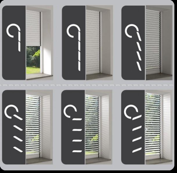 volet roulant lame orientable. Black Bedroom Furniture Sets. Home Design Ideas
